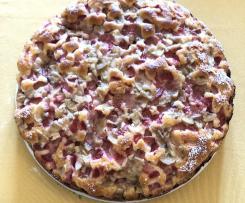 Torta morbidosa fragole e banane - contest 40 anni di Bimby