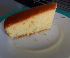 Torta semplice con farina di riso dal libro 'Il Riso'