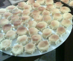 Casadine sarde dolci di formaggio (Pasqua)