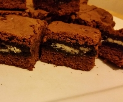 brownies con sorpresa