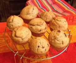 muffins alle castagne