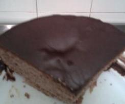 GLASSA AL CIOCCOLATO per torte e dolci