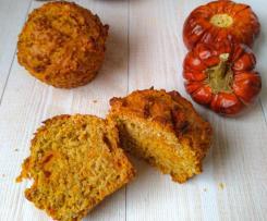 Muffin alla zucca - senza burro