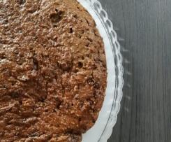 Torta al cioccolato - senza uova (dal blog di Marco Bianchi)