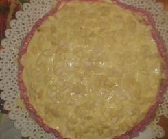 Torta al Limone con spolverata di mandorle