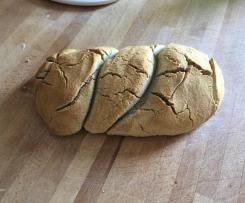 Pane senza glutine - ricetta riadattata Bimby