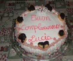 torta per il mio compleanno