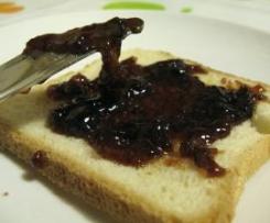 Marmellata d'uva semplice