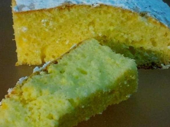 Torta Soffice Al Limone è Un Ricetta Creata Dallutente Mimmy74