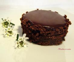 Tortino cioccolato e nutella