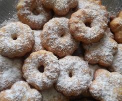 Biscotti al miele con sparabiscotti