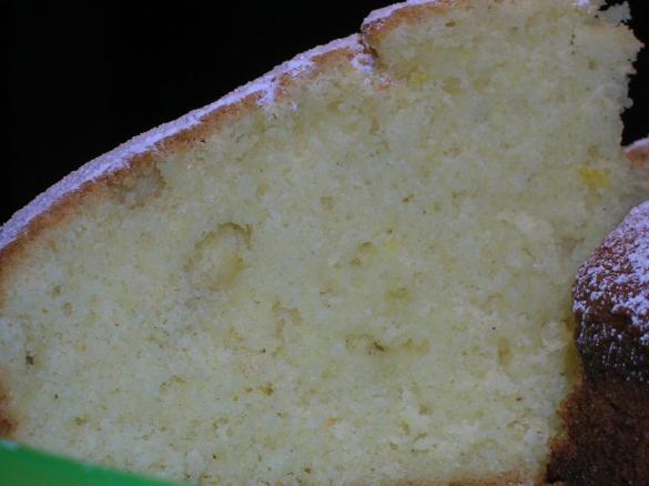 Torta Soffice Al Limone è Un Ricetta Creata Dallutente Pupaepupo