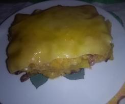 Lasagnette orto-mare colorate alla curcuma - CONTEST LASAGNE