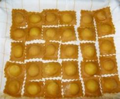 Ravioloni ai formaggi