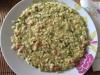 Risotto zucchine e pancetta