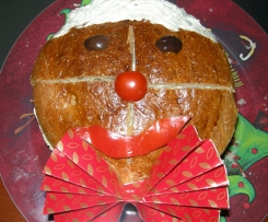 ANTIPASTO BURLONE (Carnevale)