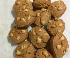 Biscotti alle nocciole senza lattosio velocissimi