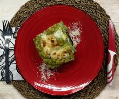 """""""Lasagne Romane"""" (con broccolo romanesco, guanciale e pecorino)"""