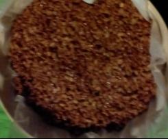 torta riso soffiato e mars