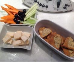 Cuoricini piccanti /contest biscotti salati