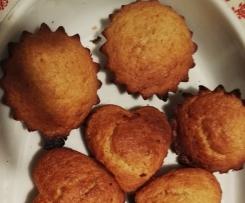Muffin con scarti di estrattore