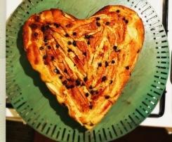 Torta di mele soffice con ricotta e farina di farro
