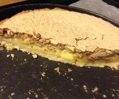 Torta alla crema meringata ( contest torte veloci)