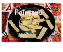 Pasta fresca di semola [aglio & prezzemolo]