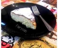 Torta Limoncina cremosa (senza lievito e gluten free) -contest dolci veloci-