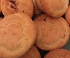 Muffin ricotta e arance