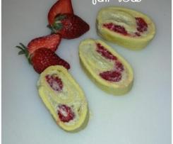 Girelle pistacchio & lamponi -contest torte veloci-