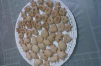 ecco i miei biscotti x la colazione....