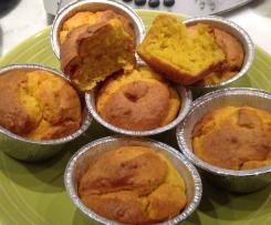 Muffin ricotta e zafferano - contest -