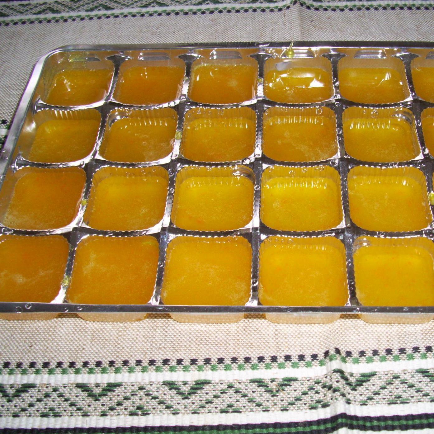 Caramelle zuccherate all 39 arancia un ricetta creata dall - Togliere silicone dalle piastrelle ...