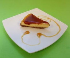 Cheesecake alla salsa mou