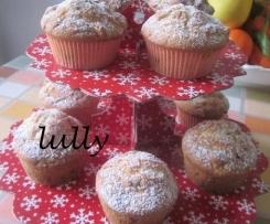 muffins del riciclo panettone, pandoro, colomba.....