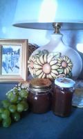 marmellata di uva bianca