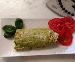 Polpettone Zucchine e Basilico