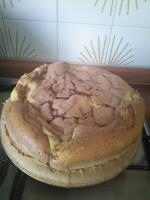 ecco la mia torta che domani spero mi faccia fare bella figura intanto grazie