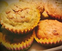 Muffin salati alle puntarelle e cappuccio rosso - Contest
