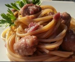Spaghetti Ubriachi a Modo Mio
