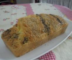 cake alle olive con sorpresa